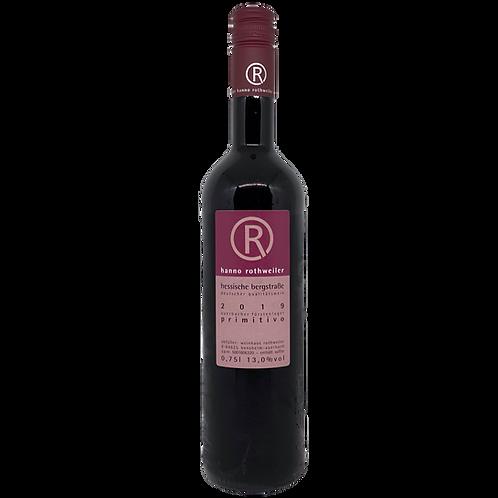 Hessische Bergstraße 2019 Primitivo trocken Hanno Rothweiler Bergsträßer Wein