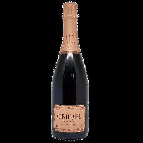 2017 Rosé Prestige extra Brut Prestige Sekt Griesel Bergsträßer Sekt