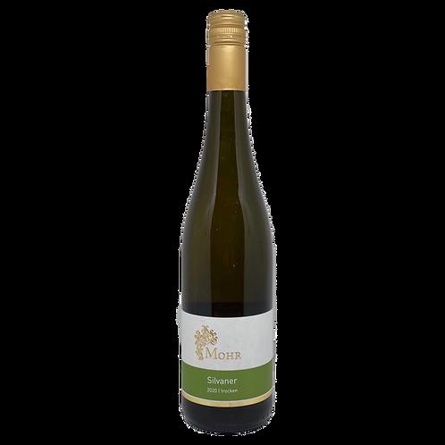 Hessische Bergstraße 2020 Silvaner trocken Weingut Mohr Bergsträßer Wein