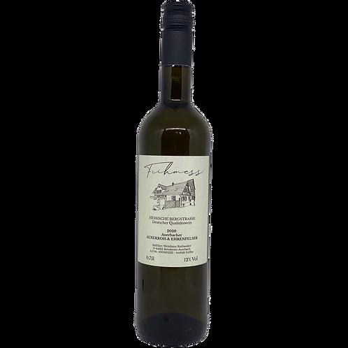 2020 Auerbacher Auxerrois-Ehrenfelser Frihmess Bergsträßer Wein