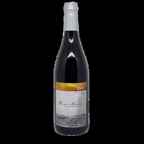 Hessische Bergstraße 2018 Pinot Noir Paul Weingut Kühnert Bergsträßer Wein
