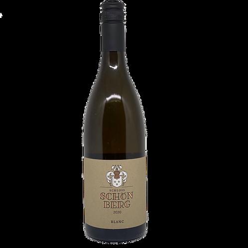 Hessische Bergstraße 2020 Blanc trocken Schloss Schönberg Bergsträßer Wein