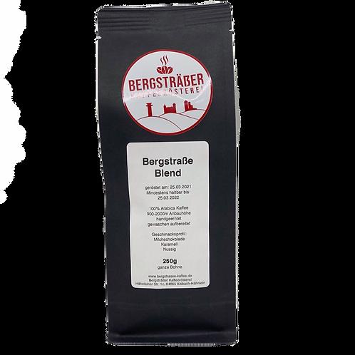 Bergstraße Blend Bergsträßer Kaffeerösterei 250g