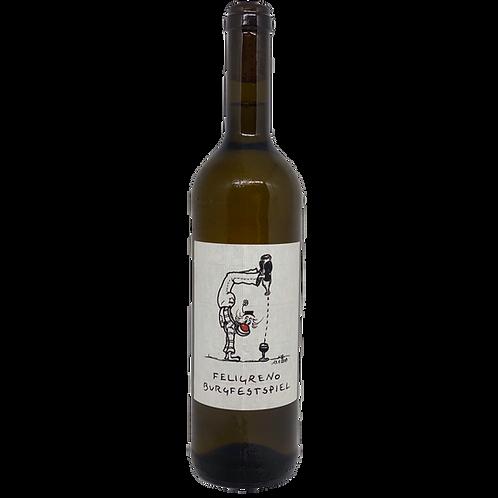 Hessische Bergstraße 2018 Burgfestspiele Bio trocken Feligreno Bergsträßer Wein