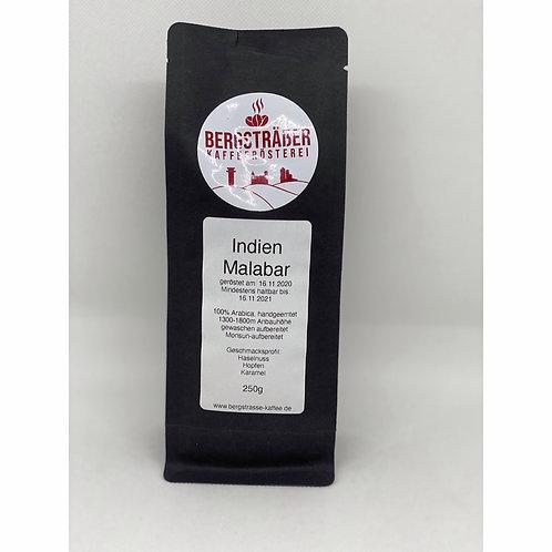 Indien Malabar Bergsträßer Kaffeerösterei 250g