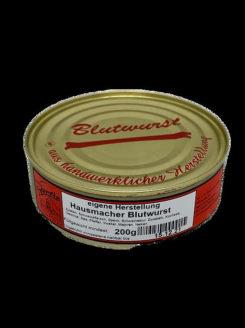 Hausmacher Blutwurst 200g Steinmetz