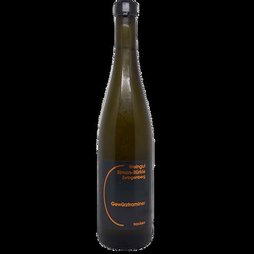 2018 Gewürztraminer trocken Simon-Bürkle Bergsträßer Wein