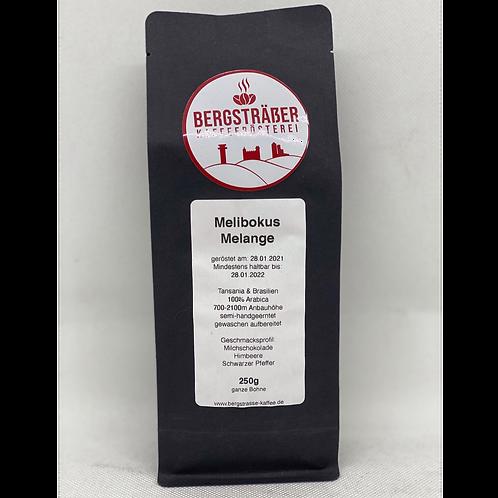 Melibokus Melange Bergsträßer Kaffeerösterei 250g