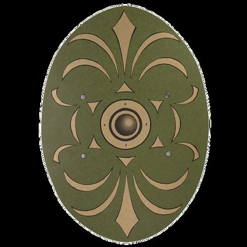Vah Römerschild Flavius grün