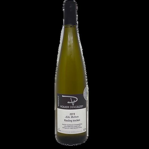 2019 Riesling Alte Reben trocken Volker Dingeldey Bergsträßer Wein
