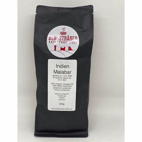 Indien Malabar Bergsträßer Kaffeerösterei 500g
