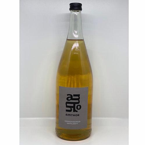 Heppenheimer Apfelsaft Weingut Amthor 1L Bergsträßer Saft