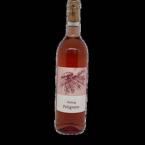 Hessische Bergstraße 2020 Rotling Feligreno Bergsträßer Wein