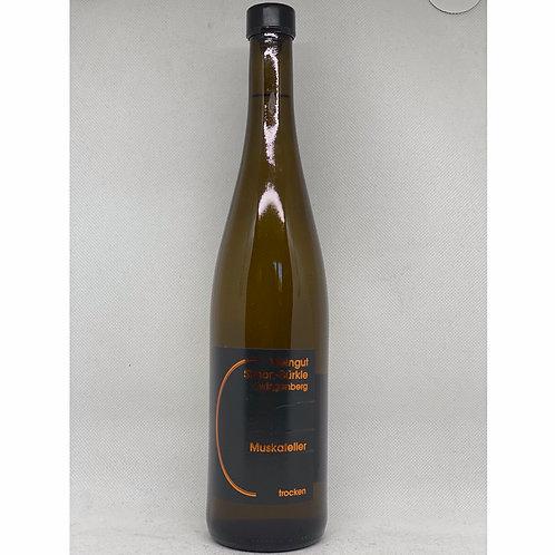 2019 Muskateller trocken Simon-Bürkle Bergsträßer Wein