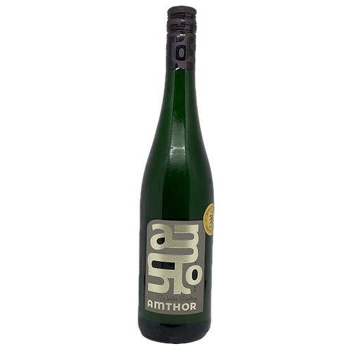 2020 Weißer Riesling trocken Kabinett Amthor Bergsträßer Wein