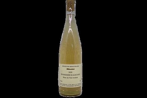2020 Blanc de Noir trocken Weingut Stadt Bensheim Bergsträßer Wein