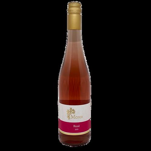 Hessische Bergstraße 2020 Rosé Weingut Mohr Bergsträßer Wein