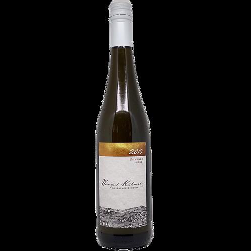 Hessische Bergstraße 2019 Silvaner Heinz trocken Kühnert Bergsträßer Wein