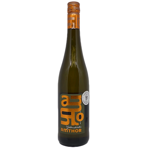 2020 Goldmuskateller trocken Amthor Bergsträßer Wein