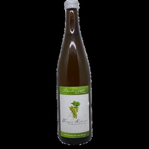 Hessische Bergstraße Traubensaft Hänschen Weingut Kühnert Bergsträßer Saft