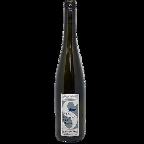 Hessische Bergstraße 2020 Sauvignon Blanc trocken Steinmüller Bergsträßer Wein