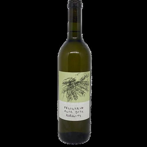 Hessische Bergstraße 2019 Bio Riesling trocken Feligreno Bergsträßer Wein