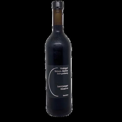 2017 Lemberger Réserve Simon-Bürkel Bergsträßer Wein