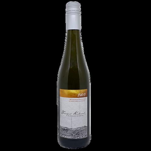 Hessische Bergstraße 2019 Weißer Riesling Alsbacher Schöntal Kühnert Wein