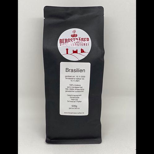 Brasilien Bergsträßer Kaffeerösterei 500g