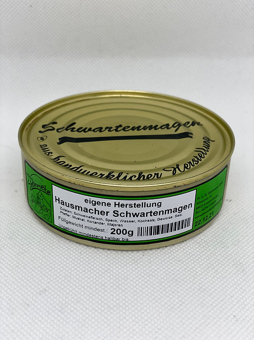 Hausmacher Schwartenmagen 200g Steinmetz