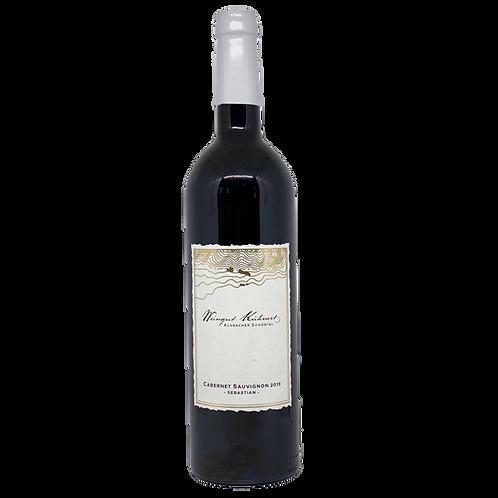 Hessische 2019 Carbernet Sauvignon Sebastian Kühnert Bergsträßer Wein