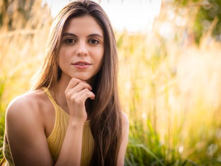 Portrait shoot with Camila Abrantes