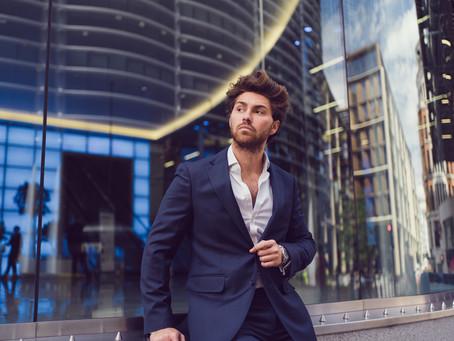 City of London shoot with Luke Maskell