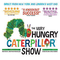 The Very Hungry Caterpillar Show live on stage