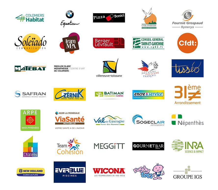 Logos référence clients BY LÉGUISTIN