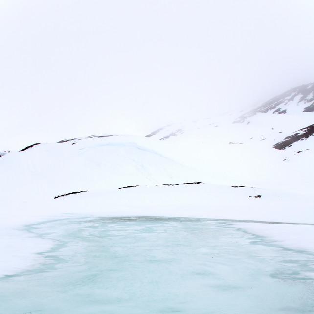 Kolleksjon-Snowmelting in blue-Bente R Dybesland (5)