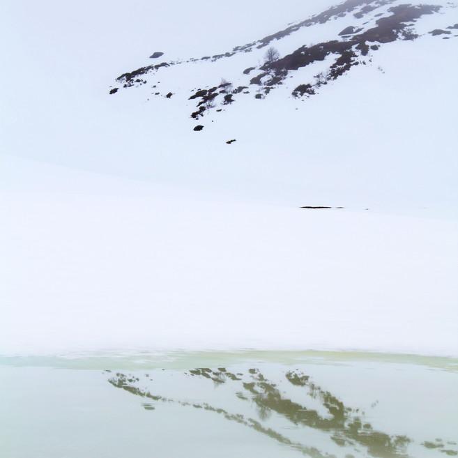 Kolleksjon-Snowmelting in blue-Bente R Dybesland (3)