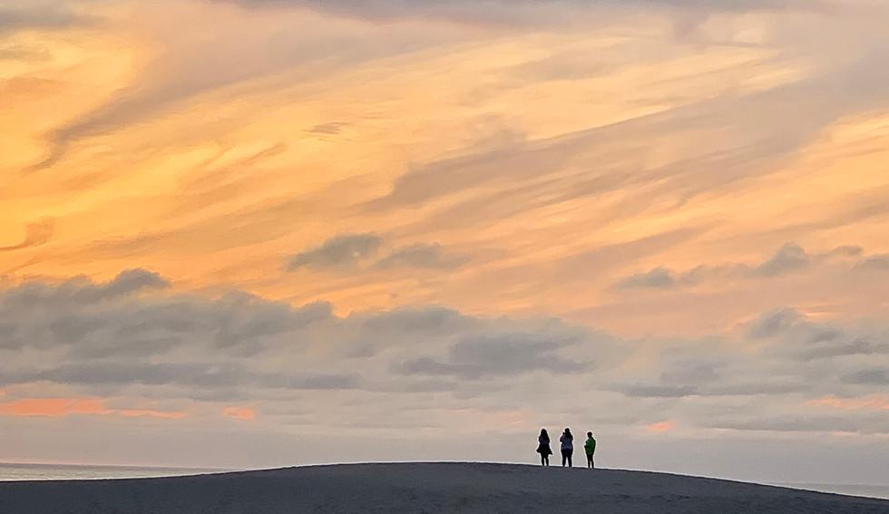 22-04_Fritt-Solnedgang ved Råbjerg Mile