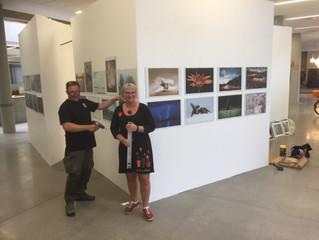 Fotoutstilling Byhallen