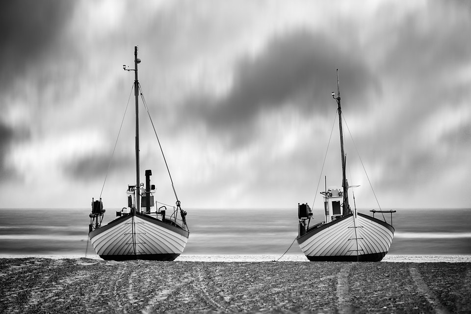 Slettestrand Boat