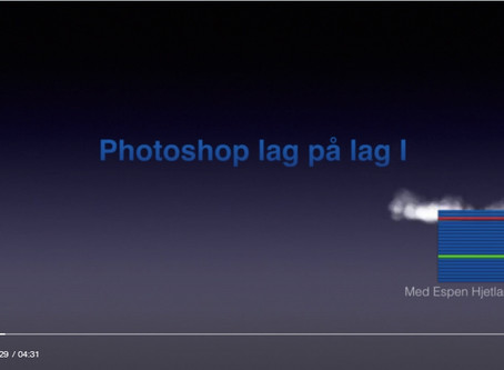 Photoshop lag på lag