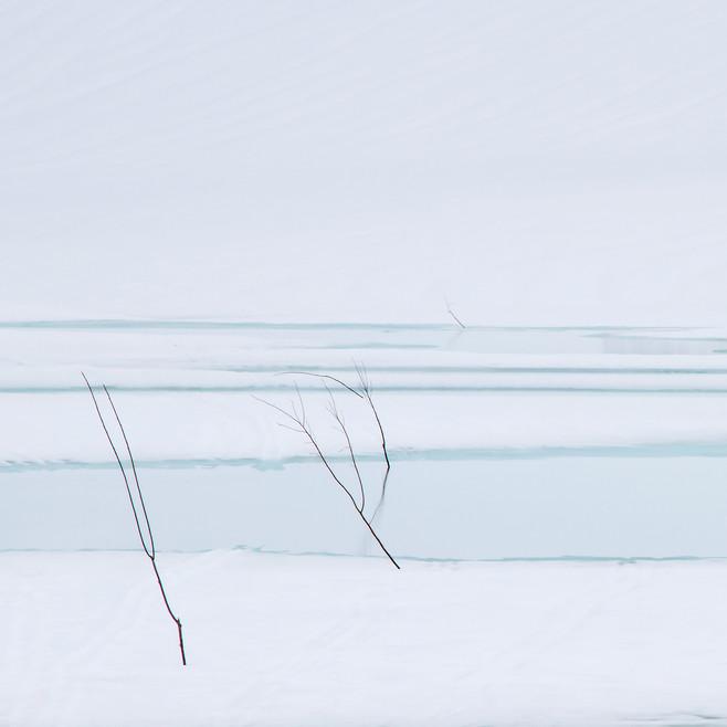 Kolleksjon-Snowmelting in blue-Bente R Dybesland (4)
