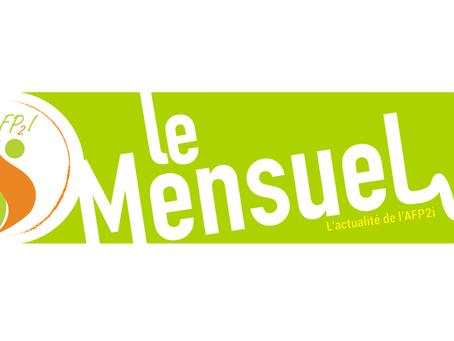 Mensuel AFP2i - DÉCEMBRE 2020