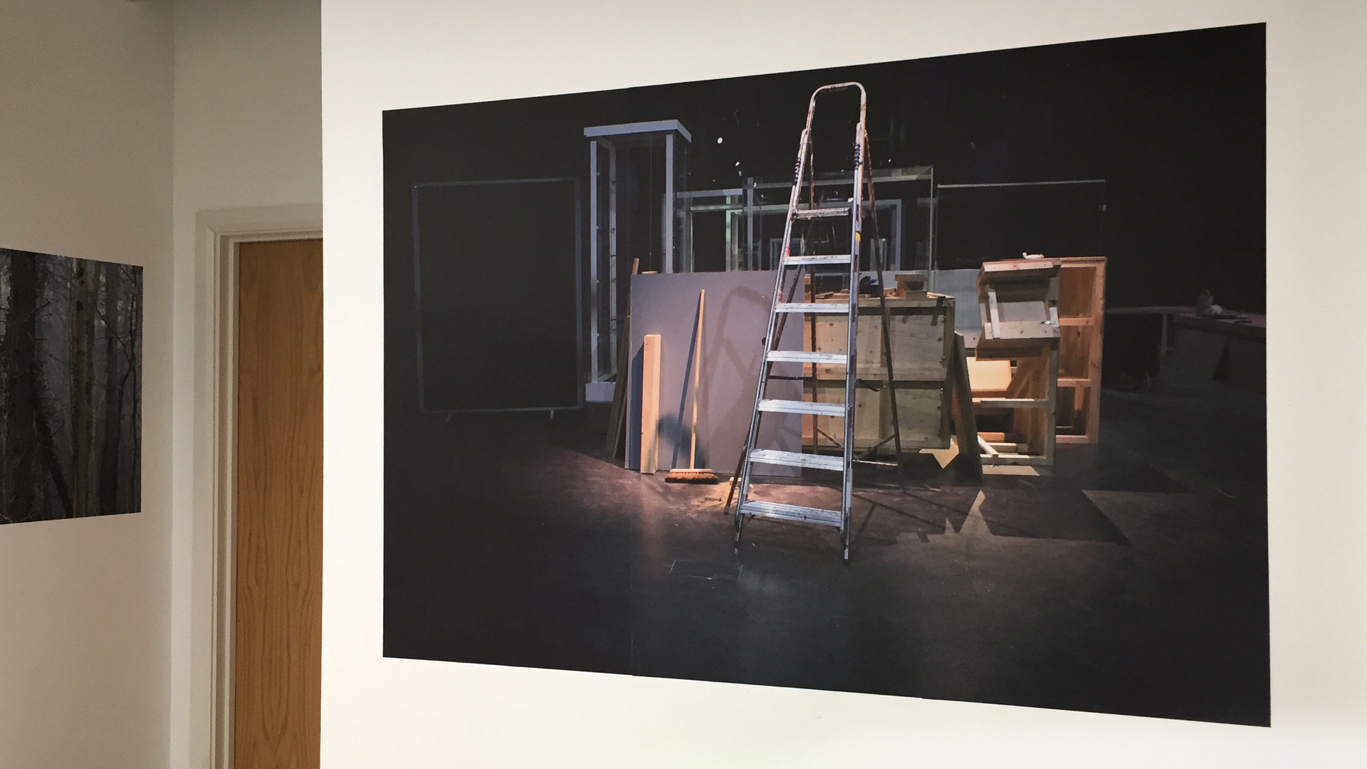 'Sonder' group exhibition at the Atrium. 2018-19
