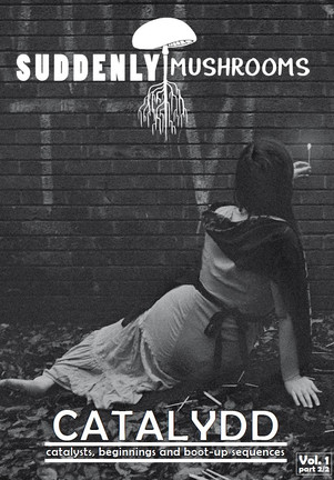 Suddenly Mushrooms front cover