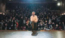 Bruno Poignard, la voix voie de l'équilibre