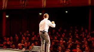 Bruno Poignard, conférences spectaclesG