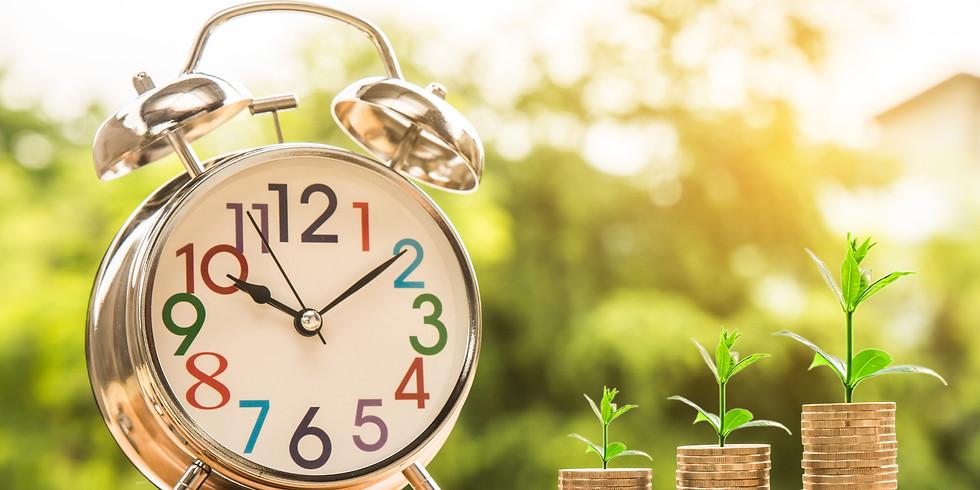 """Séminaire """"Le temps et l'argent, deux énergies à votre service"""""""