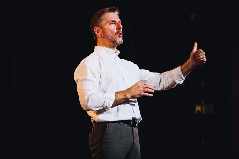 Bruno Poignard, conférence