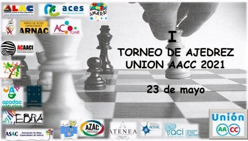 I Torneo Ajedrez UNION AACC